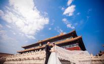 太庙客片欣赏-天空摄影