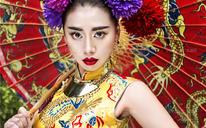 中式婚纱照 客片
