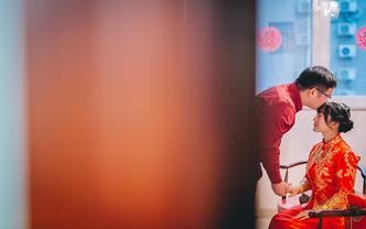 【树鱼电影实验室】单机位5D3婚礼微电影跟拍