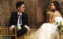 【奎恩时尚婚纱摄影】女王嫁日