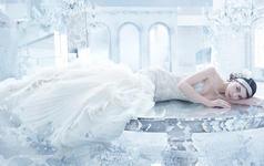 【La Belle】 超级租赁新娘7件套