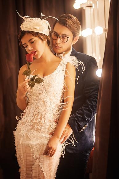 独家基地婚纱摄影●玫瑰恋人