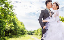武汉天地人摄影婚纱套系
