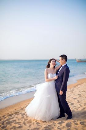 ShengVision婚纱摄影作品@仙人岛