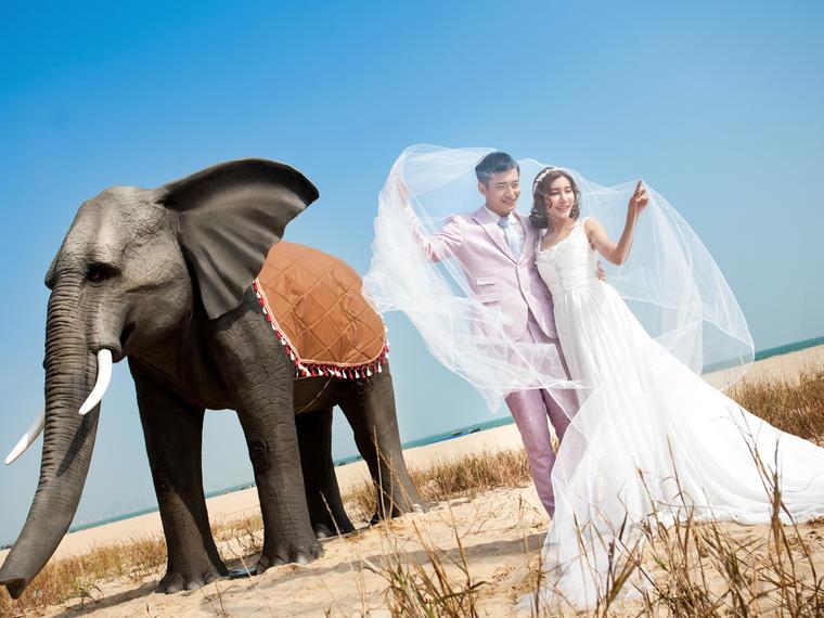 泰国风情婚纱摄影