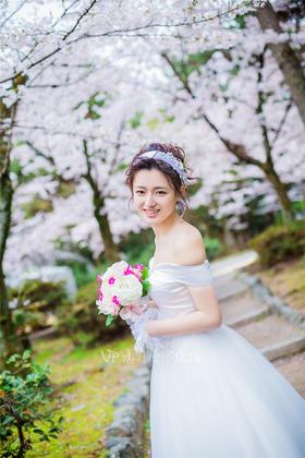 [VP境外婚纱旅拍]日本京都婚纱摄影