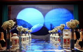 主题婚礼-蓝色海洋