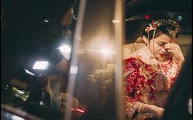 【树鱼摄影实验室】单机位婚礼跟拍照片
