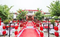 梵盛婚礼|农村庄园婚礼|汉唐复古|红色|家