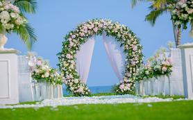 三亚婚礼(总监单机半天婚礼拍摄)