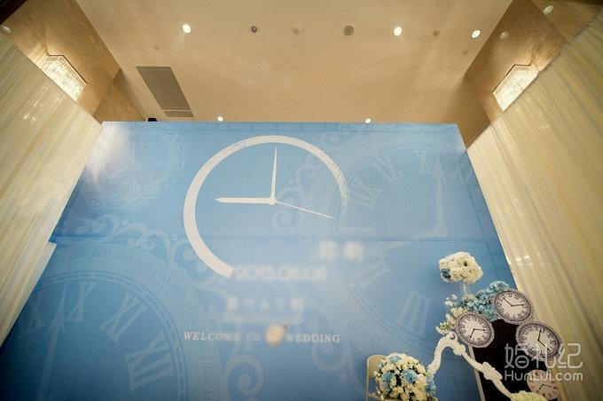 时间轴——【创意型的主题婚礼】图片