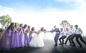 慕色婚礼纪实摄影——总监摄影师