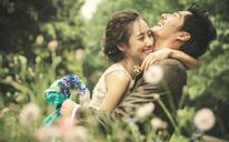 韩式森系婚纱摄影+无条件为你