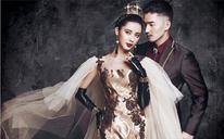 欧式复古婚纱摄影——像皇妃一样盛装出嫁