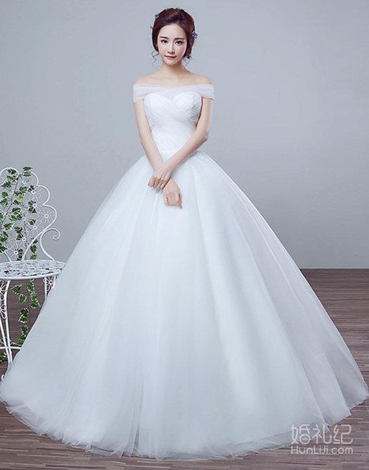 婚纱礼服设计作品欣赏
