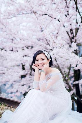 [VP婚纱境外旅拍]日本京都婚纱摄影