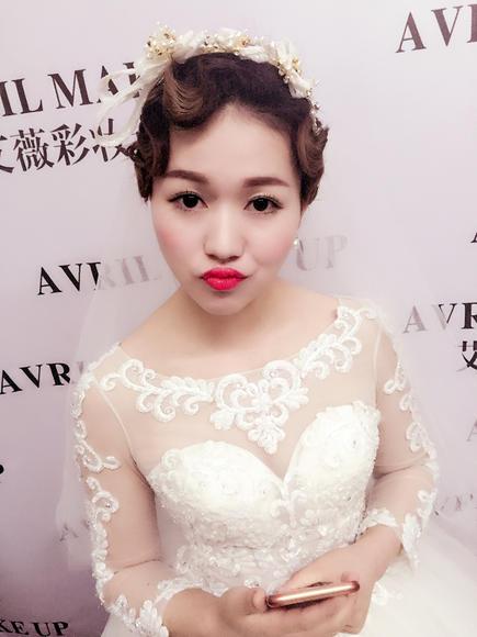 艾薇婚纱礼服