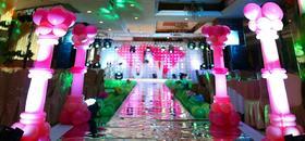 气球主题婚礼