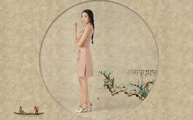 【纪绪摄影】南京个人写真中国风高端旗袍中国风