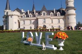 爱斐堡广场:草坪婚礼