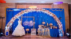 【安娜婚礼】静谧的蓝