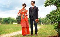 【中式复古婚纱照】不寻常的你我