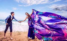 「名门国际」情侣 闺蜜 海边沙滩旅拍专场