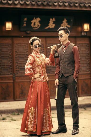 最新客片—复古中国风