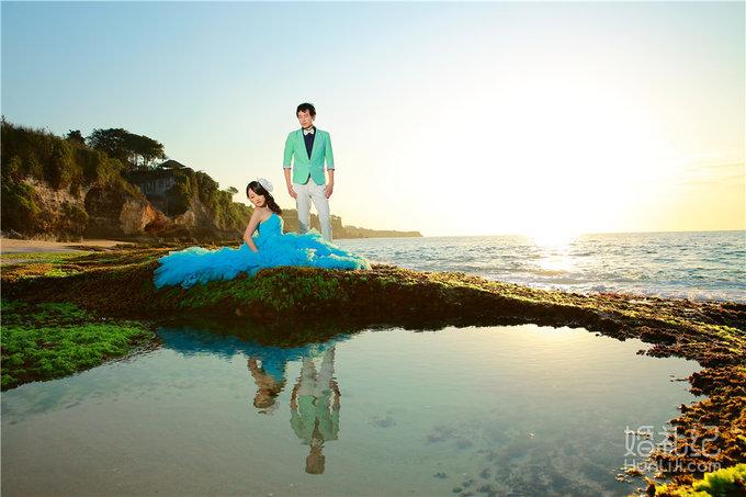 【芊寻海外婚礼】巴厘岛珍珠教堂婚礼 婚纱照