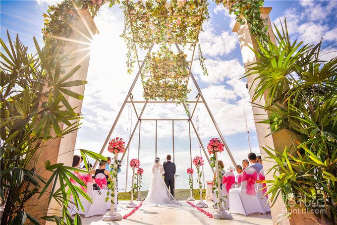 【芊寻海外婚礼】巴厘岛美乐滋海边教堂婚礼