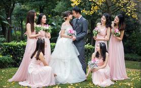冯文影像视觉婚礼摄影-首席摄影师双机档