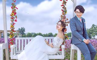 巴洛特庄园——欧式主题婚纱