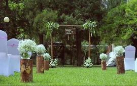 MRK高端映像定制机构——双机位户外婚礼