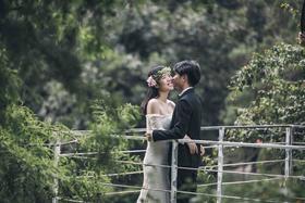 【光禾百年摄影】深圳大学婚纱客照