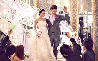 高端婚礼跟拍【摄影+摄像】总监档