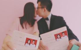 【树鱼电影实验室】领证跟拍MV