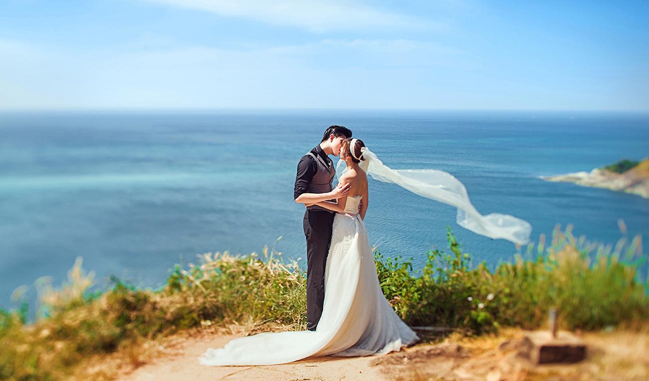 普吉岛婚纱照