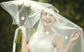 韩式婚纱照+爱,意味着永不说后悔