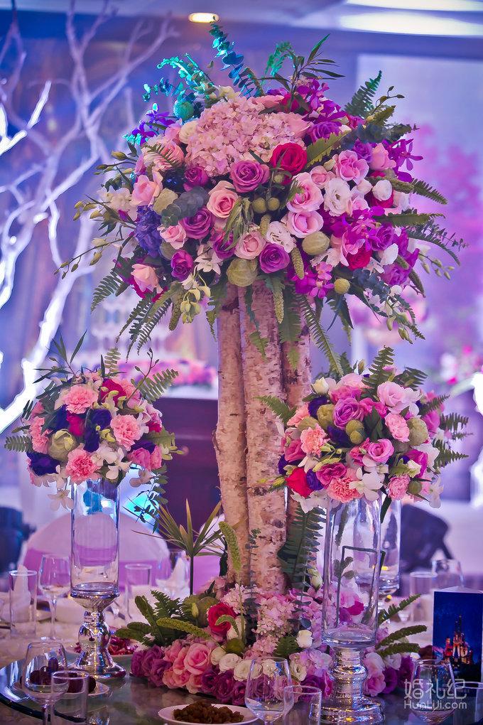 欧式大气森系婚礼,婚礼策划公司