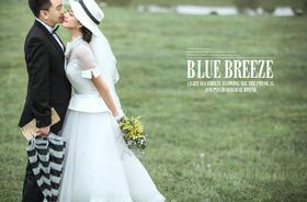 欧式婚纱摄影——一件婚纱,充满了对未来生活的向往。