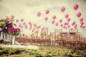 【喜多多创意婚礼策划】——爱的习性