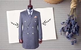 优刻定制 | 菲拉特羊绒大衣