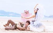 韩式唯美婚纱照——甜心