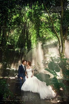植物园-【富都婚纱摄影】