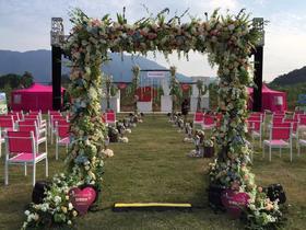 爱在17℃新安江玫瑰婚典