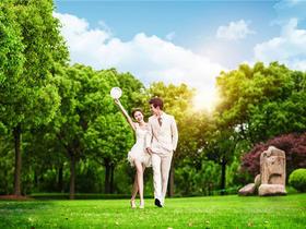 户外婚礼系列