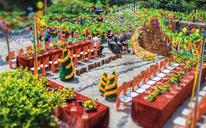 【绿谷西山别墅清新婚礼】阳光下的花园