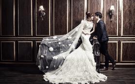 韩国MR-K总监亲自设计婚纱照&mv