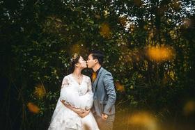 【柠檬树唯美婚纱摄影】倾心之作