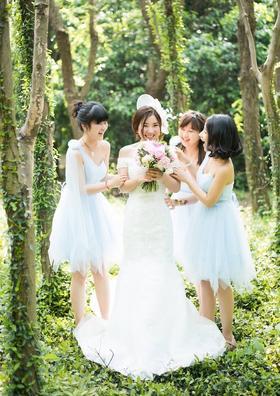 ❤盈致婚纱礼服馆❤ 人生就是一场盛大的遇见